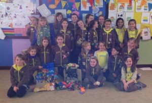 1st Tain Brownies