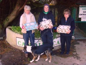 Lothian Dogs Home boxes delivered